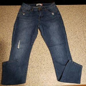 Cabi Curvy Skinny Jeans SZ 4